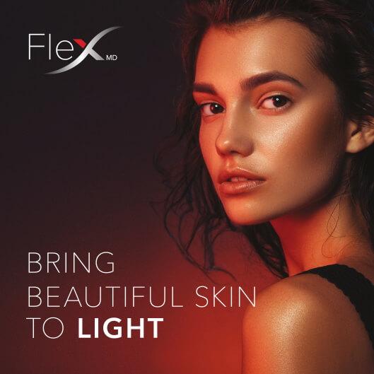 Dermalux Flex Spring Glow Rejuvenation Package