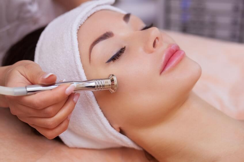 facial treatments image